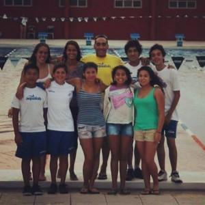 Meolans & Moccagatta Swim Camp Buenos Aires